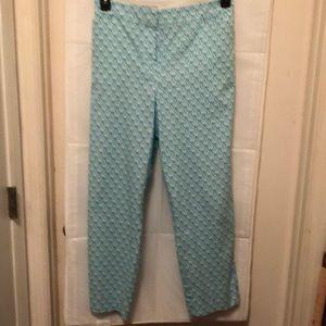 Talbots Perfect Crop pants size 14